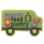 Girl Scout Mobile Food Pantry Patch
