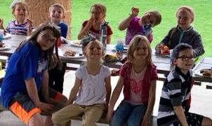 Girl Scout End of Year Party