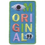 Girl Scout Original Patch