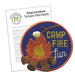 Campfire Fun Patch Program