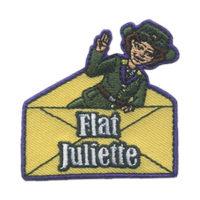 Girl Scout Flat Juliette Low Fun Patch