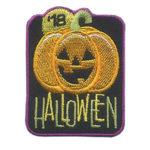 Girl Scout Halloween 2018 Fun Patch