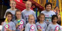 Have a field day to earn and honest and fair patch. Cadette Troop 2444 earned their field day badge planning an event for our brownie troop 1017 earning their fair play badge.