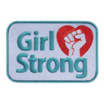 Girl Strong Patch