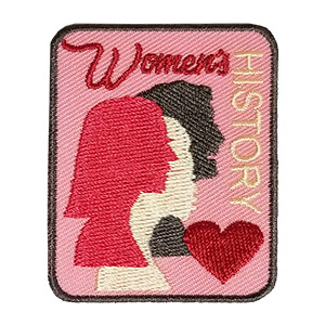 Women's History Patch