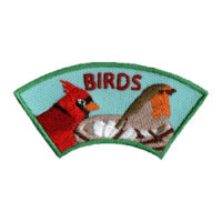 Bird Advocate Patch