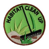 Habitat Clean Up Patch