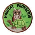 Animal Habitat Protector Patch