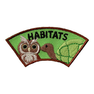 Animal Habitat Advocate Patch