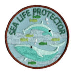 Sea Life Protector Service Patch Program