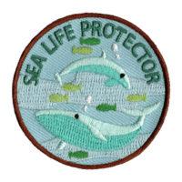 Sea Life Protector Service Patch Program