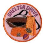 Shelter Drive Service Patch