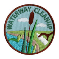 Water way Cleanup Patch