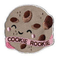Scout Cookie Rookie Patch