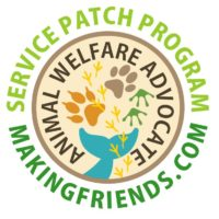 Animal Advocate Service Patch Program