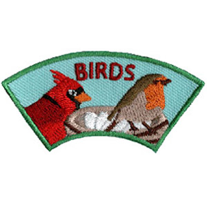 Bird Advocate Scout Patch
