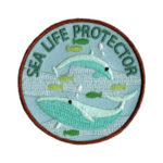 Sea Life Protector Scout Patch
