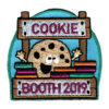 Girl Scout Cookie Booth 2019 Fun Patch