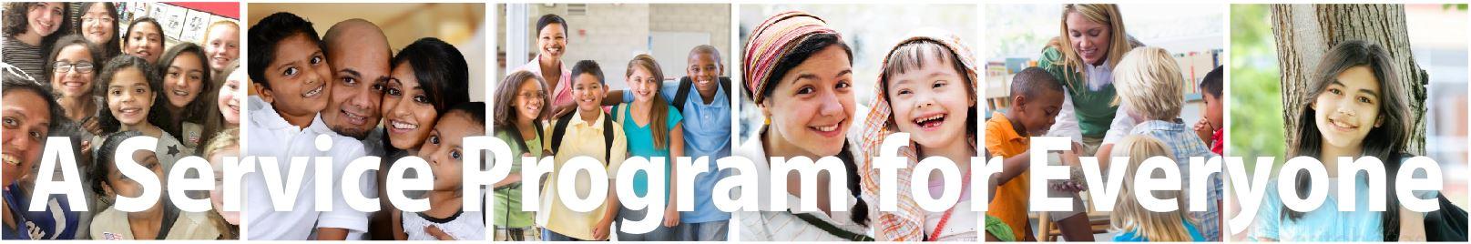 Community Service Program for Everyone