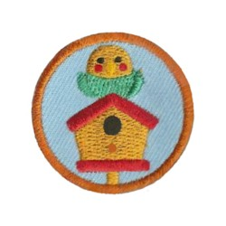 Your little ones will enjoy earning this Bird Helper patch and be just like the big kids! The Bird Helper Service Patch Program® helps kids to learn about taking care of birds. The Helping Hands level is specifically created for 3 and 4 year old girls and boys or anyone with the abilities of a preschooler. Perfect for tag alongs at your troop meeting. Part of the Animal Welfare Patch program from Youth Squad and MakingFriends®.com. via @gsleader411