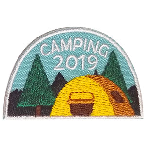 Scout Camping 2019 Fun Patch