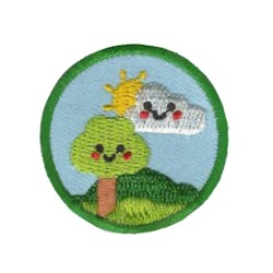 Clean Air Helper Youth Strong Patch