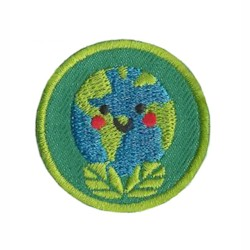 Clean Earth Helper Youth Strong Patch