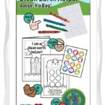 Youth Strong Clean Earth Helper Badge in a Bag®