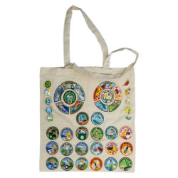 Youth Strong Patch Program Tote