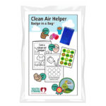 Youth Strong Clean Air Helper Badge in a Bag®