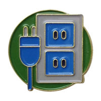 Conservation Pin