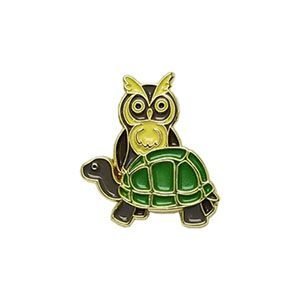 Animal Habitat Delegate Pin