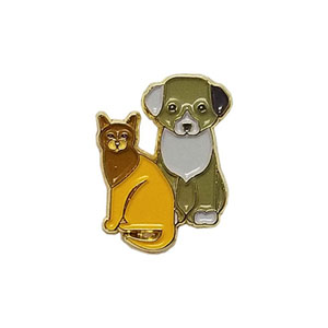 "The Pet Welfare Delegate Pin is from the Youth Squad Animal Welfare Patch Program®. MakingFriends®.com partnered with Youth Squad to bring you a rewarding community service program with step-by-step instructions for every age level to make a meaningful impact in their community. This is one of our ""Delegate"" level pins. The requirements for our Delegate level provide teens with valuable life experience and a completed project to include on a resume or college application. via @gsleader411"