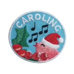 Caroling Patch