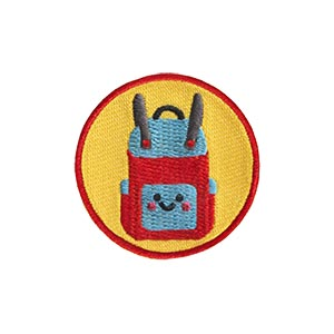 The School Helper Service Patch. Your little ones will enjoy earning this school patch and be just like the big kids! The Helping Hands level is specifically created for 3 and 4 year old girls and boys or anyone with the abilities of a preschooler. Perfect for tag alongs at your troop meeting. Part of the Outreach Patch program from Youth Squadand MakingFriends®.com. via @gsleader411
