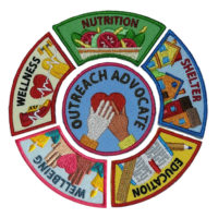 Youth Strong Outreach Advocate Service Patch Program®