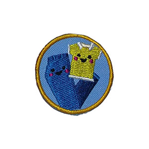 The Clothes Helper Service Patch. Your little ones will enjoy earning this clothes patch and be just like the big kids! The Helping Hands level is specifically created for 3 and 4 year old girls and boys or anyone with the abilities of a preschooler. Perfect for tag alongs at your troop meeting. Part of the Outreach Patch program from Youth Squadand MakingFriends®.com. via @gsleader411