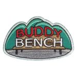 Buddy Bench Fun Patch