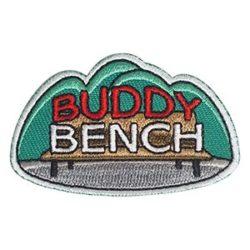 Buddy Bench Fun Patch