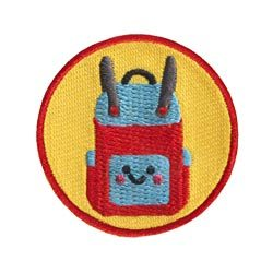 School Helper Service Patch from Youth Strong