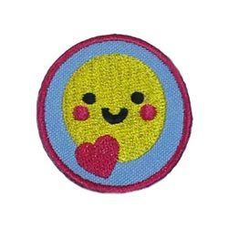 Happiness Helper Service Patch from Youth Squad