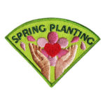 Spring Planting Service Patch