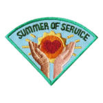 Summer of Service Patch