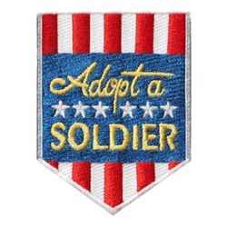 Adopt a Soldier Patch