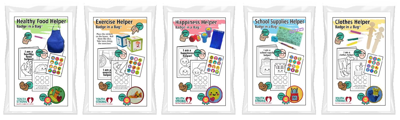 image regarding Make New Friends Song Printable identify - Scout Patches, Badge-Within just-A-Bag Kits, Youngsters