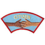 Citizen Advocate Service Patch from Youth Squad