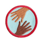 Citizen Helper Service Patch from Youth Squad