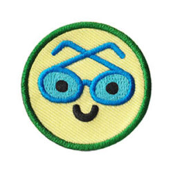 People Helper Service Patch from Youth Squad