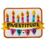 Girl Scout Investiture 2019 Fun Patch