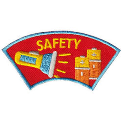 Safety Advocate Service Patch from Youth Squad